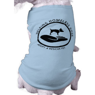 """Helping Homeless Dogs"" T-Shirt"