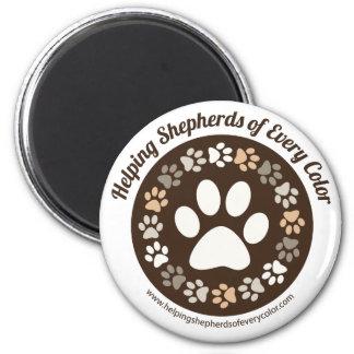 Helping Shepherds Magnet