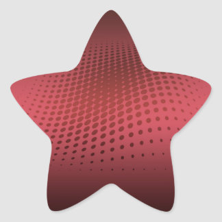 Helping tone talk star sticker