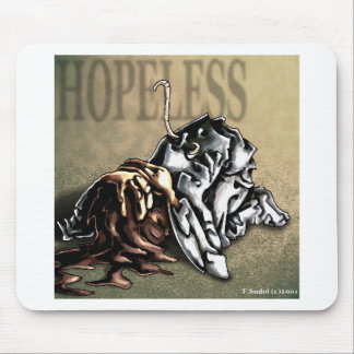Helpless2 Mouse Pad