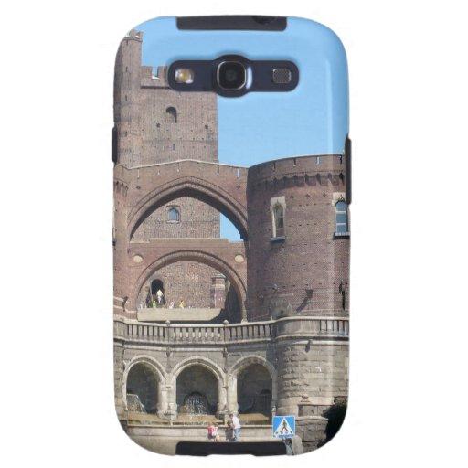 Helsingborg Castle - Sweden Galaxy SIII Cases