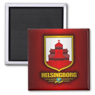 Helsingborg Refrigerator Magnet