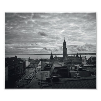 Helsingborg Sweden Photo Print