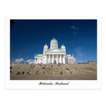 Helsinki Cathedral Post Cards