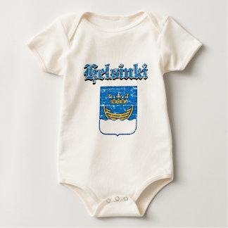 Helsinki City Designs Baby Bodysuit