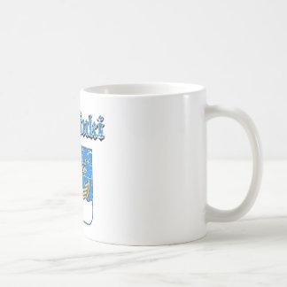 Helsinki City Designs Coffee Mug