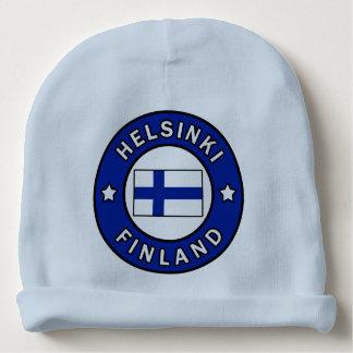 Helsinki Finland Baby Beanie