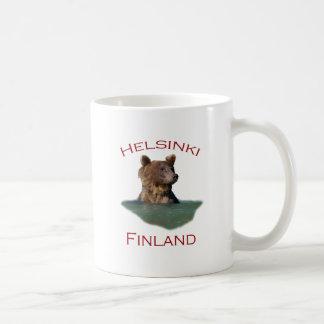 Helsinki, Finland Coffee Mug