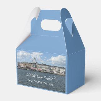 HELSINKI Finland custom favor box