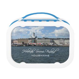 HELSINKI Finland custom lunch box