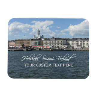 HELSINKI Finland custom magnet