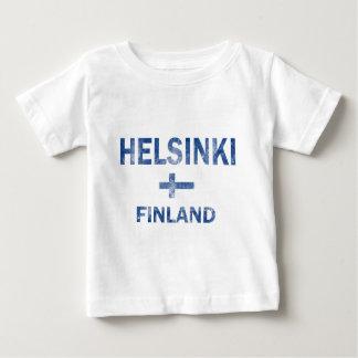 Helsinki Finland Designs Baby T-Shirt