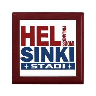 Helsinki Finland gift box