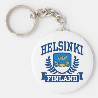 Helsinki Finland Keychain