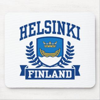 Helsinki Finland Mouse Pad