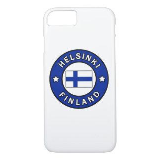 Helsinki Finland phone case