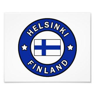 Helsinki Finland Photo Print