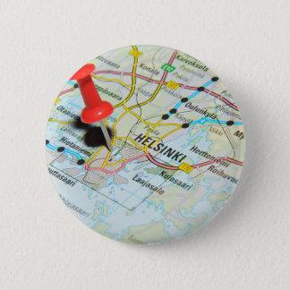 Helsinki, Finland Pinback Button