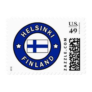 Helsinki Finland Postage