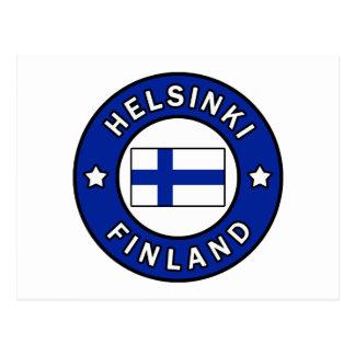Helsinki Finland Postcard
