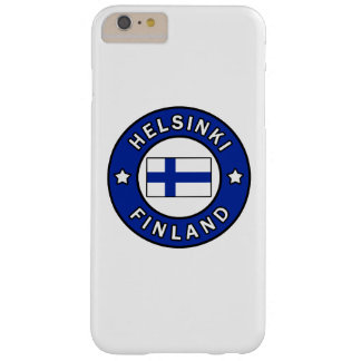 Helsinki Finlandia Funda Para iPhone 6 Plus Barely There