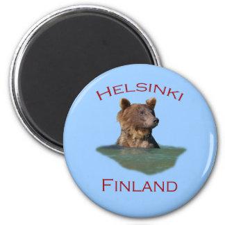 Helsinki, Finlandia Imán