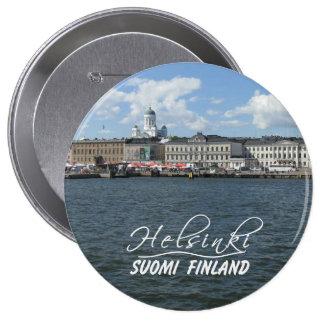 Helsinki Harbor button