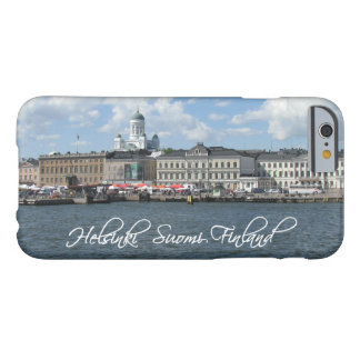 Helsinki Harbor cases Barely There iPhone 6 Case