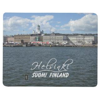 Helsinki Harbor custom pocket journal