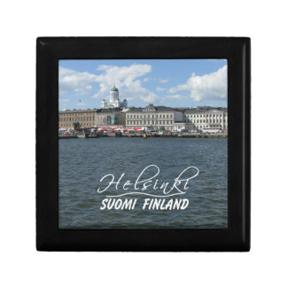 Helsinki Harbor gift box