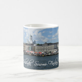 Helsinki Harbor mug - choose style & color