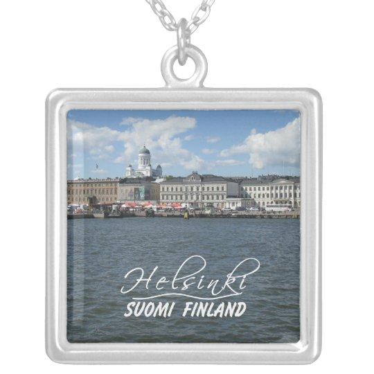 Helsinki Harbor necklace