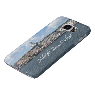 Helsinki Harbor phone cases