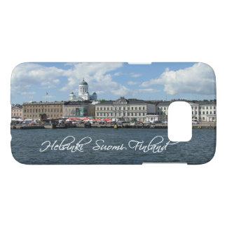 Helsinki Harbor phone cases Samsung Galaxy S7 Case