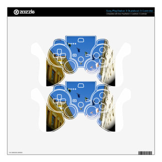 Helsinki in Finland Decal For PS3 Controller