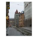 Helsinki Post Card