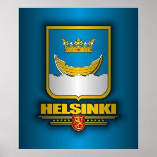 Helsinki Póster