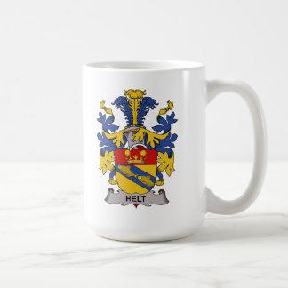Helt Family Crest Coffee Mug