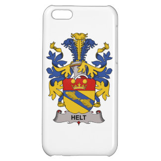 Helt Family Crest Cover For iPhone 5C