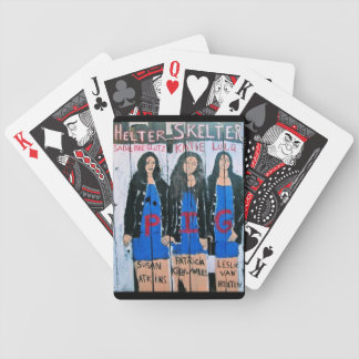 HELTER SKELTER BICYCLE PLAYING CARDS