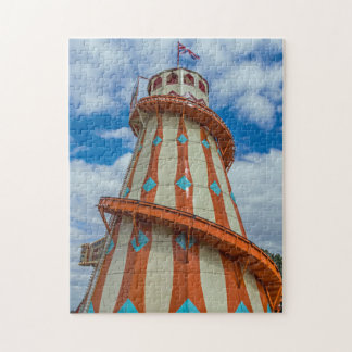 Helter Skelter photo puzzle