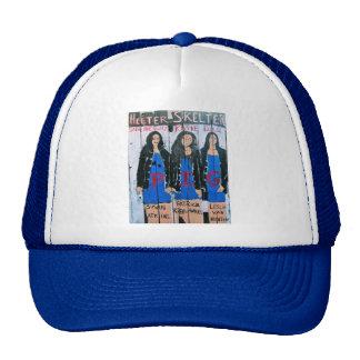 HELTER SKELTER TRUCKER HATS