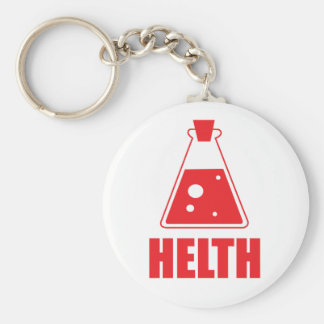 Helth colection by Druid Design Keychains