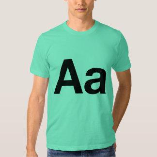 Helvetica Aa T-Shirt
