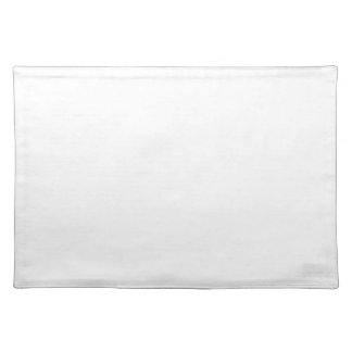 helvetica cloth placemat