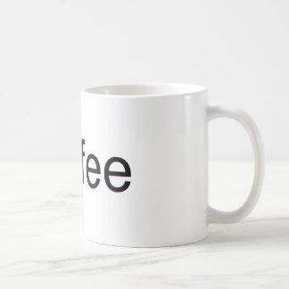 Helvética contra la taza de café arial