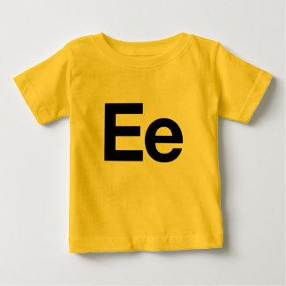Helvetica Ee Baby T-Shirt