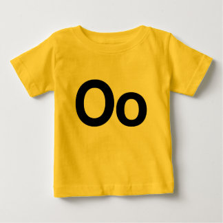 Helvetica Oo Baby T-Shirt