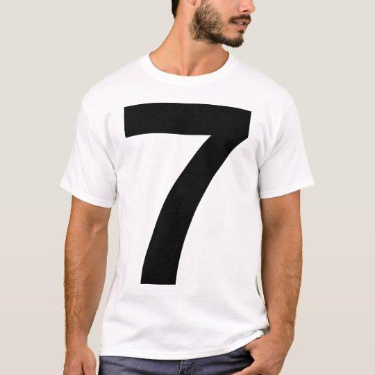 Helvetica Seven for lights T-Shirt