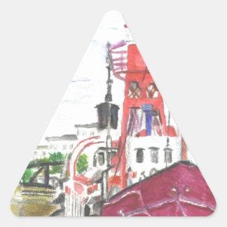 Helwick Tug Boat Swansea Stickers